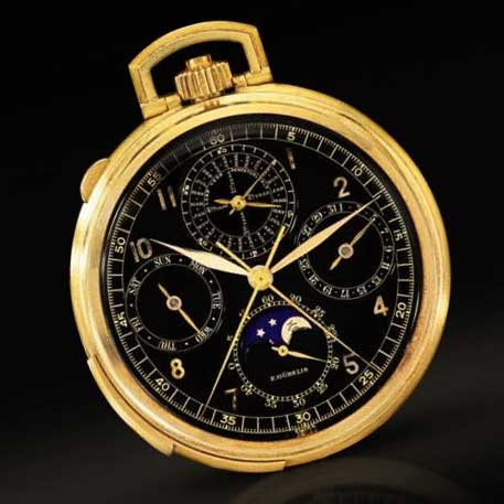reloj patek philippe 2